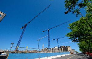 Début du chantier d'agrandissement de l'Hôpital Ste-Justine