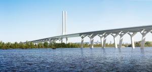 Design du nouveau pont Champlain