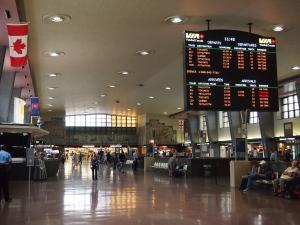 Intérieur de la Gare centrale
