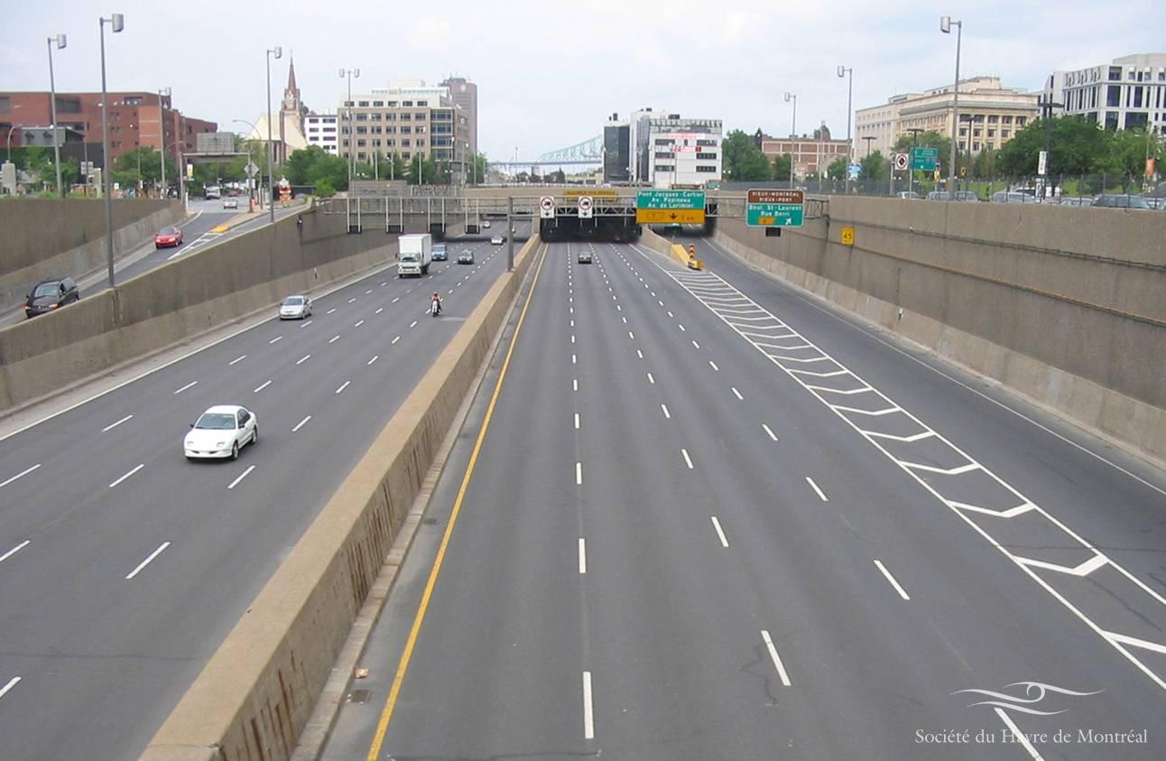 recouvrement des autoroutes ville marie et d carie ressources forum sur le. Black Bedroom Furniture Sets. Home Design Ideas