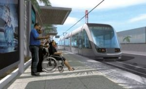 """Extrait de la vidéo de présentation du """"Tram Excellence"""" (Guadeloupe)"""