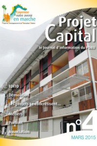 Journal officiel du PDRU de Cayenne - Parution de mars 2015