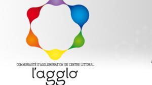 Logo de la Communauté d'Agglomération du Centre Littoral (CACL)