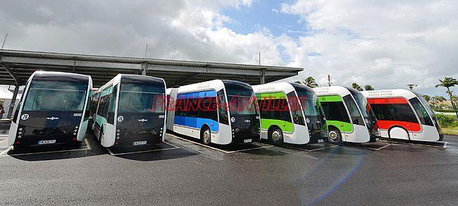 Modèles de busways Cap Excellence