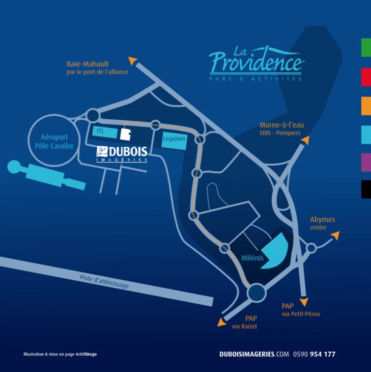 Plan d'accès Parc d'activités La Providence.jpg