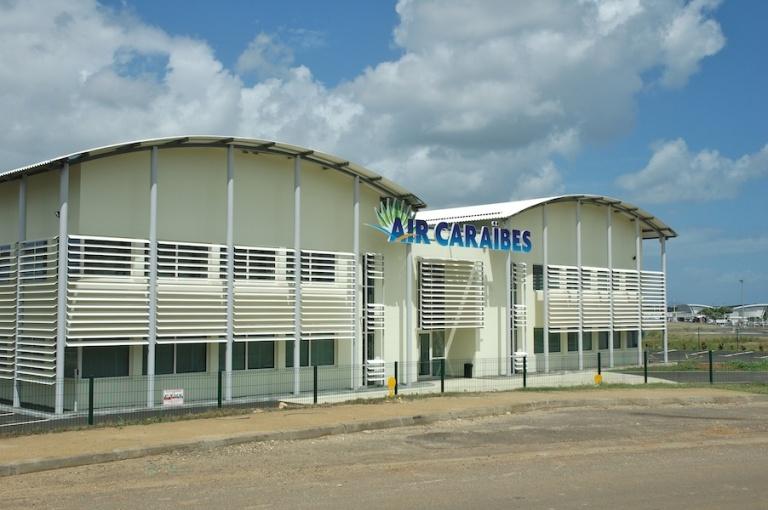 Siège social Air Caraïbes