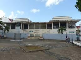 Palais de justice historique PAP