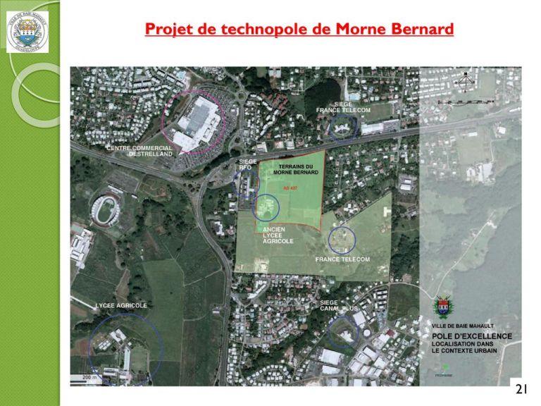 Projet+de+technopole+de+Morne+Bernard