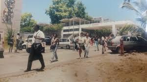 Baimbridge dans les années 80-90