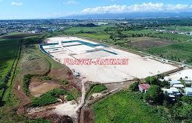 Site du futur CHU de la Guadeloupe (Perrin, Les Abymes)