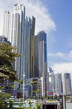 Bisca Financial Center - Panama City