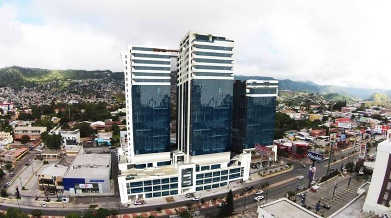 Centro Corporativo Morazan (Tegucigalpa, Honduras)