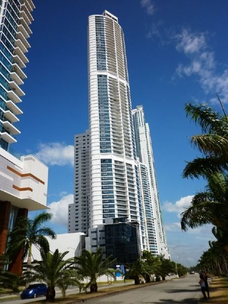 Pearl Tower - Panama City