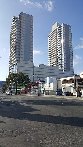 Torres Paseo Colon - San José (Costa Rica)