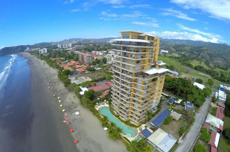 Vista Las Palams (Jaco, CR)