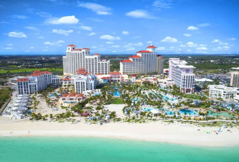 Baha Mar Resort (Nassau, Bahamas)