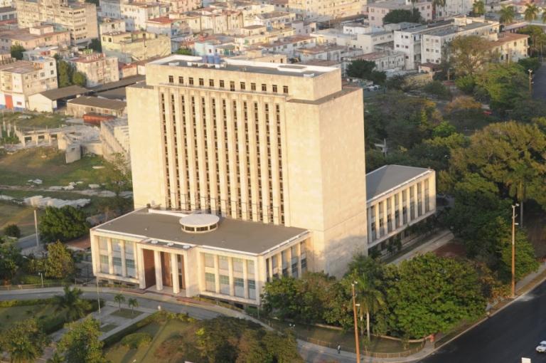 Biblioteca Nacional de Cuba