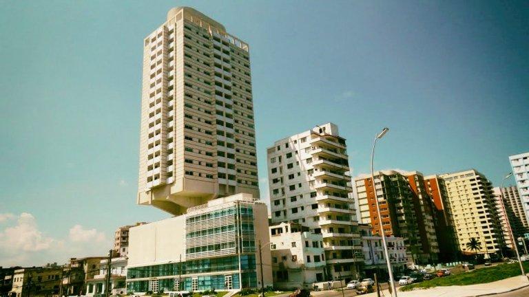 Edificio Atlantic (La Havane, Cuba)