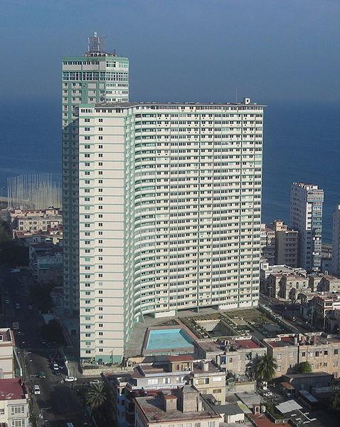 Edificio FOCSA (La Havane, Cuba)