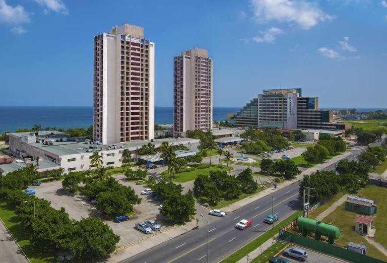 Hôtel Neptuno-Triton (La Havane, Cuba)