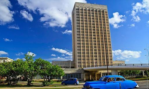 Hospital Hermanos Ameijeiras (La Havane, Cuba)