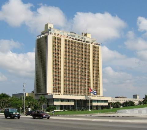 Ministerio de las Fuerzas Armadas Revolucionarias (La Havane, Cuba)