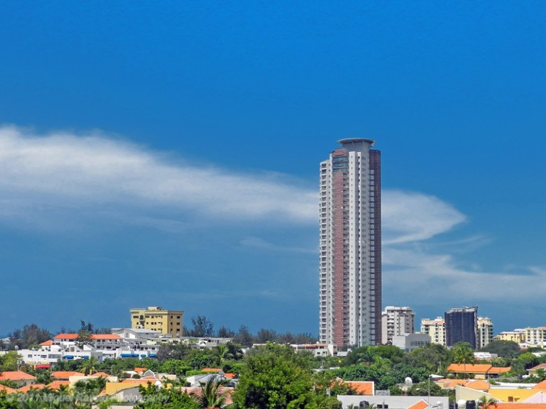 Torre Caney (Santo Domingo, RD)