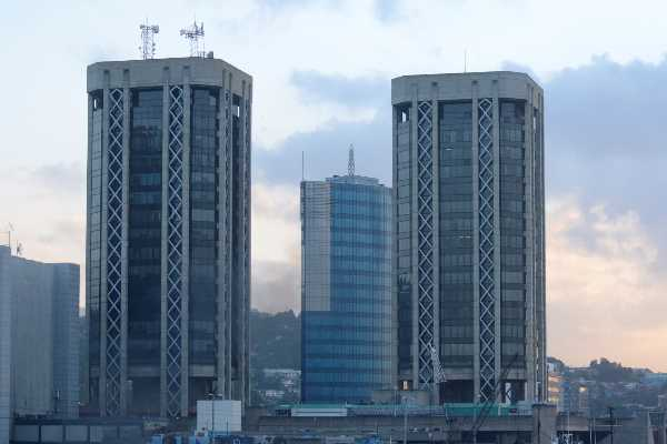 Eric Williams Plaza Towers (Port of Spain, Trinidad & Tobago)