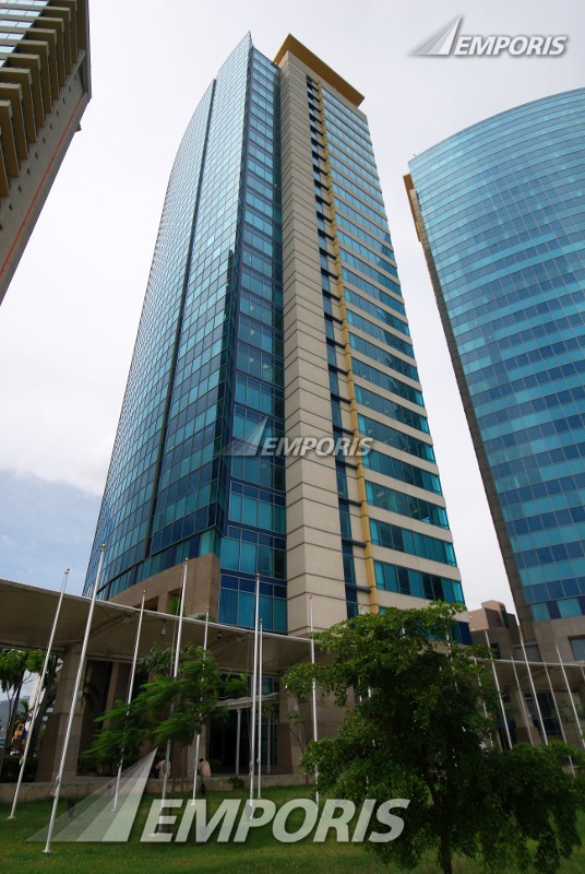 Port of Spain International Waterfront Tower C (Port of Spain, Trinidad & Tobago)