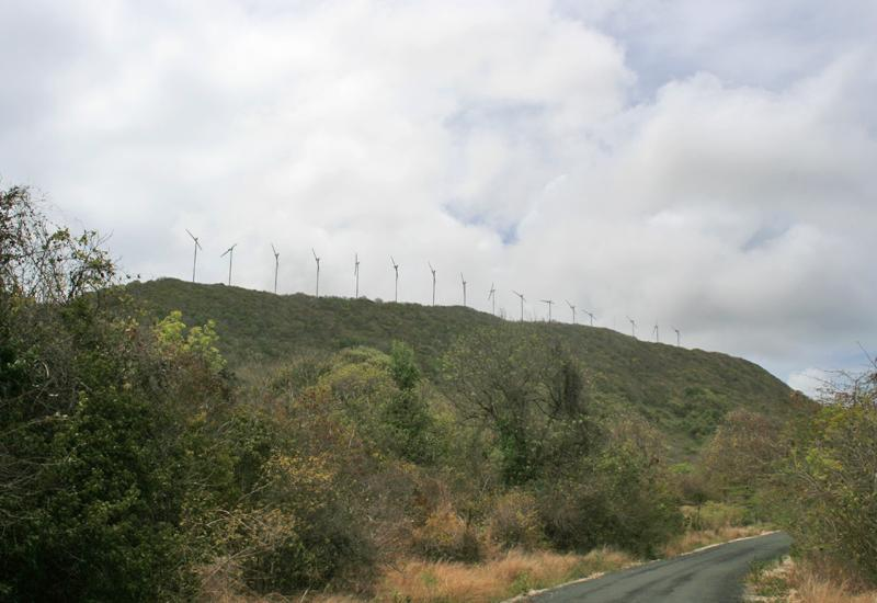 Parc éolien de Morne Constant (Capesterre-de-Marie-Galante)